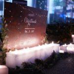 キャンドルナイト『Daikanyama Noel 2017』@代官山T‐SITE